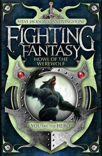 Fighting Fantasy book